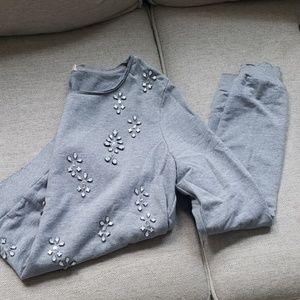 Joie Jeweled sweatshirt
